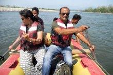 Bharat-Trivedi-Rafting