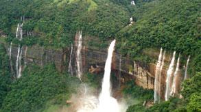 Assam – Meghalaya & India Bangladesh Border