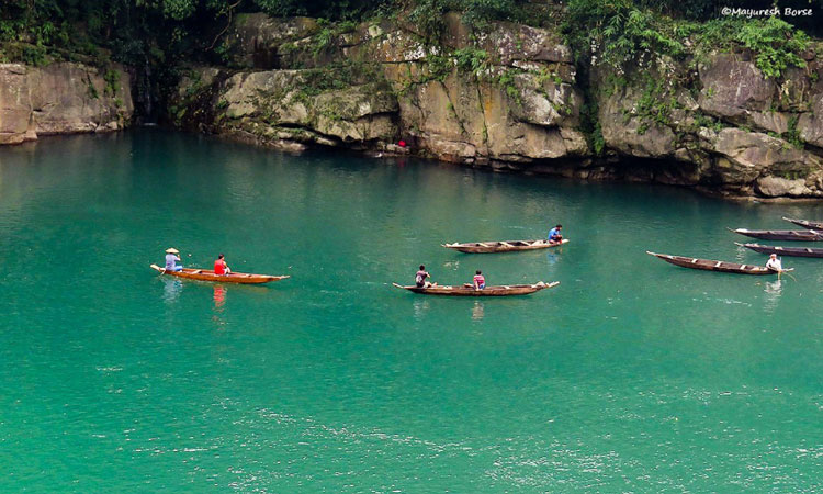 The abode of clouds – Meghalaya – 3 Nts/4 Dys @ Rs.5,499